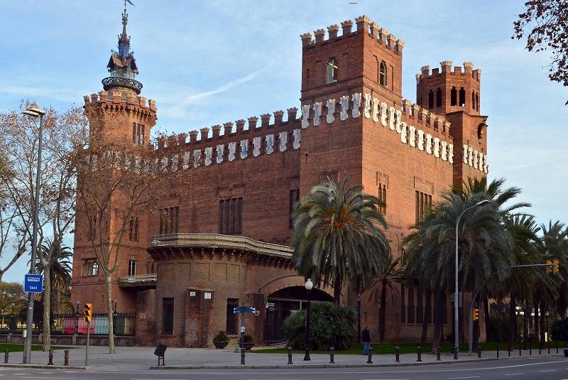 موزه جانورشناسی بارسلونا