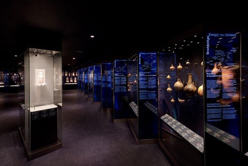 موزه هنر سیکلدیک - آتن