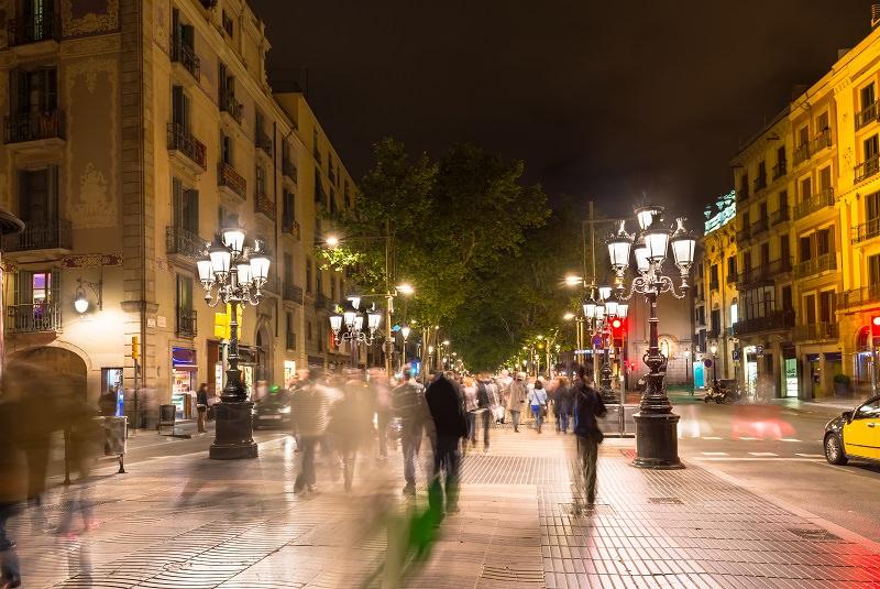 لارامبلا بارسلونا
