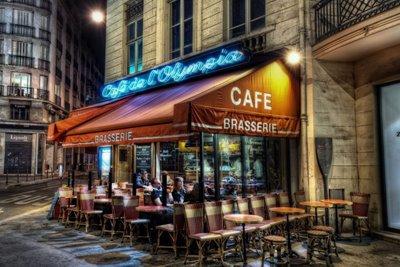 10 رستوران اقتصادی در پاریس!