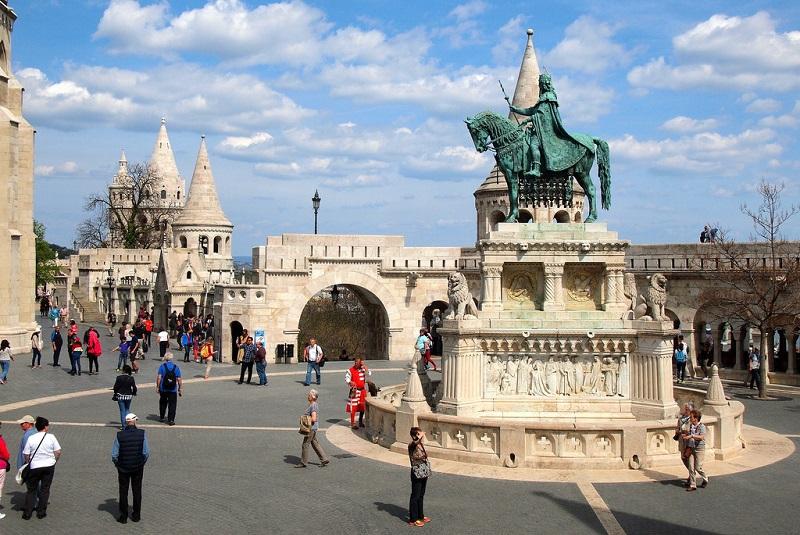 جاذبه های گردشگری بوداپست