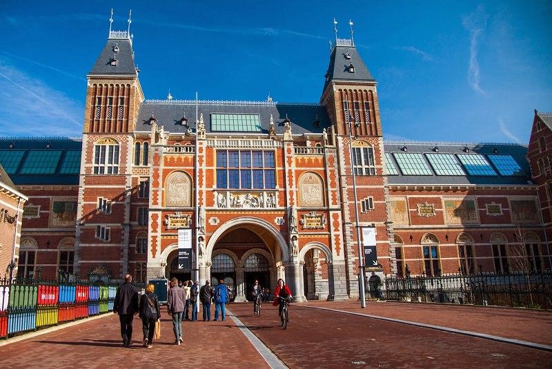 جاذبه های گردشگری آمستردام