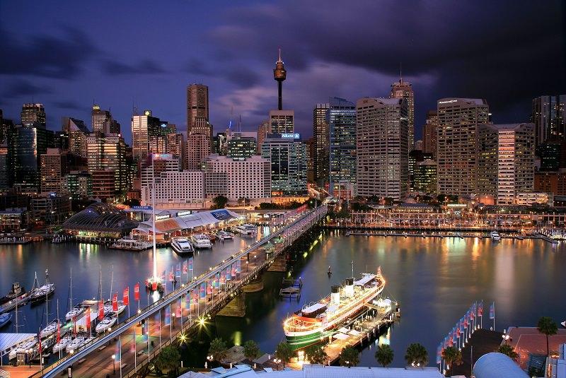 جاذبه های گردشگری سیدنی استرالیا