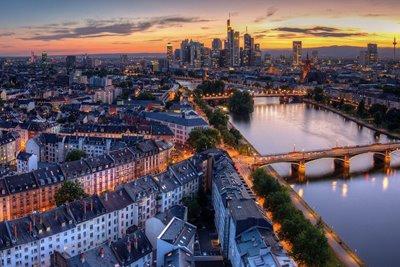 12 جاذبه برتر گردشگری فرانکفورت