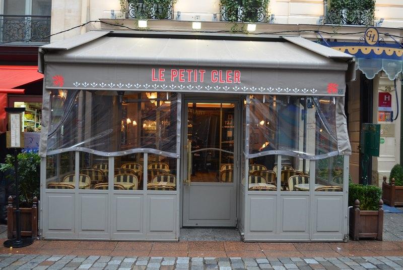 رستوران ارزان در پاریس