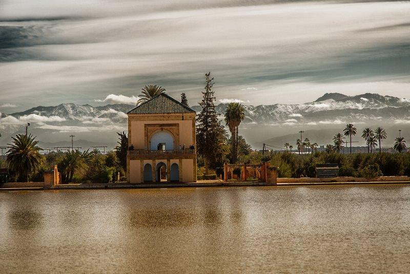 جاذبه های گردشگری مراکش