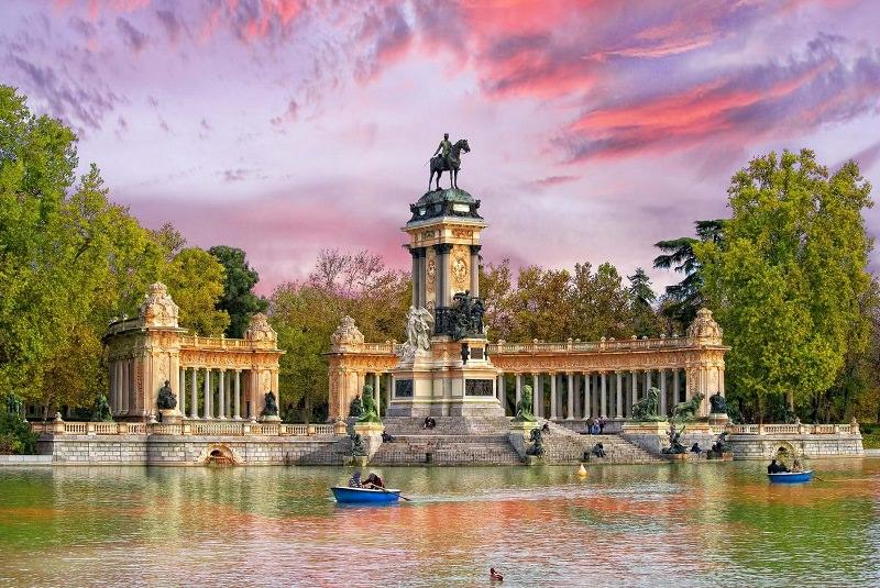 جاذبه های گردشگری مادرید - اسپانیا