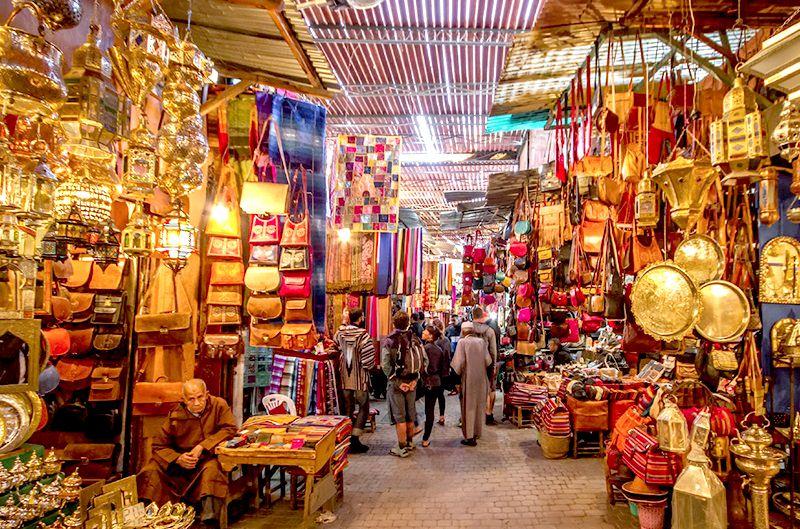 جاذبه های گردشگری کازابلانکا - مراکش