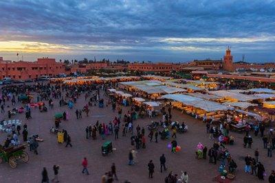 14 جاذبه برتر گردشگری شهر مراکش