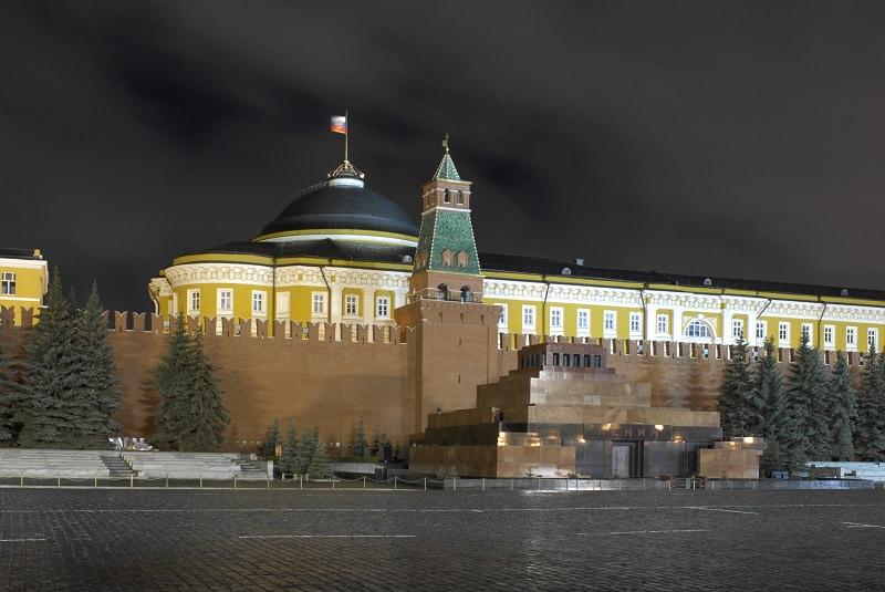 مقبره لنین - مسکو