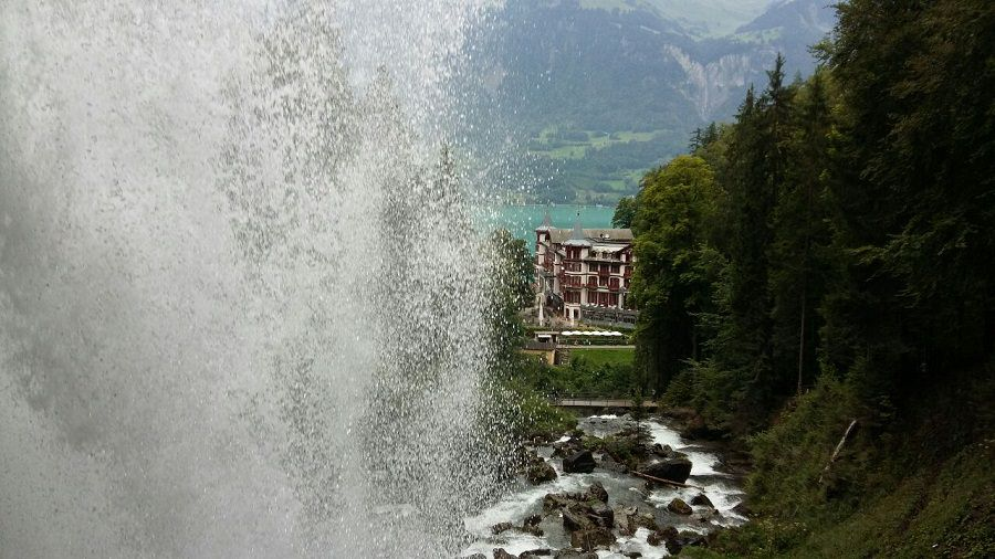آبشار گیس باخ
