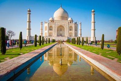 تور مثلث طلایی هندوستان