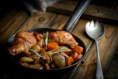 غذاهای برتر فرانسوی که باید امتحان کنید