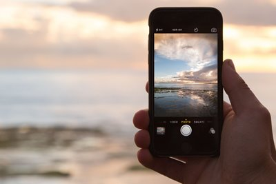 ۱۷ ترفند برای عکاسی با گوشیهای هوشمند