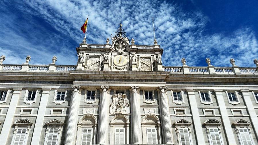 کاخ رویال مادرید