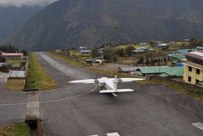 منحصر به فردترین فرودگاههای جهان