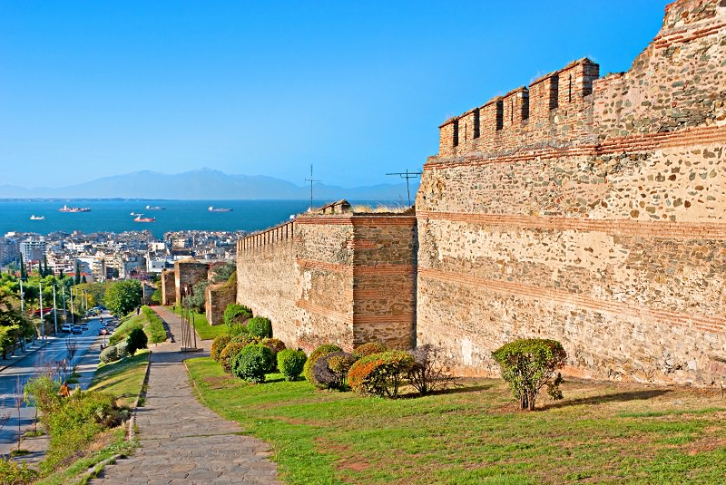 جاذبه های گردشگری تسالونیکی یونان