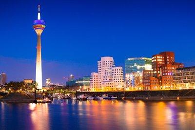 10 جاذبه برتر گردشگری دوسلدورف
