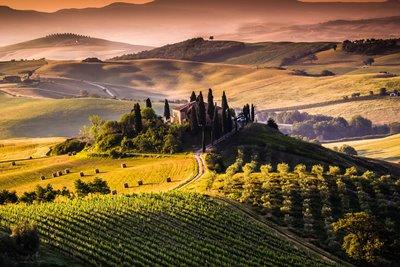 جاذبههای طبیعی باورنکردنی در ایتالیا