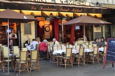 در پاریس ارزان غذا بخورید