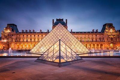 بخش ایران موزه لوور پاریس (فیلم)