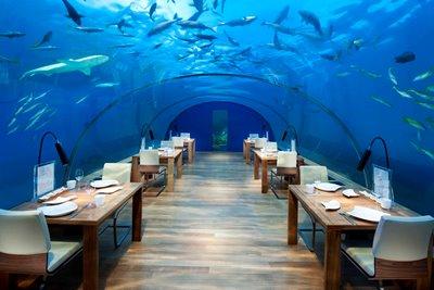 عجیبترین رستورانهای دنیا