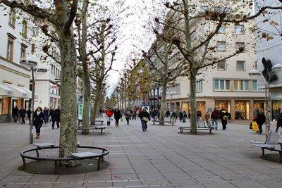 بهترین خیابانهای آلمان برای خرید