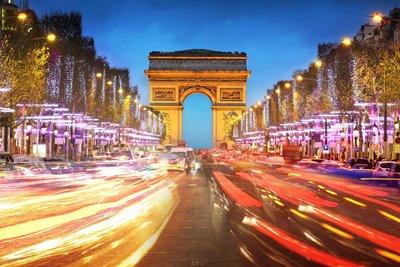 شانزلیزه، معروفترین خیابان پاریس