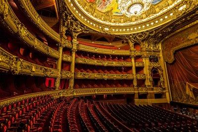 ساختمان اپرای پاریس (اپرا هاوس)