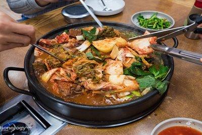 غذاهایی که باید در کره جنوبی امتحان کنید