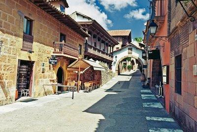 دهکده پابلو، نمایی زیبا از اسپانیا
