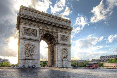 تور فرانسه - 5 روزه (اجرای چهارم) (15 اردیبهشت 96)