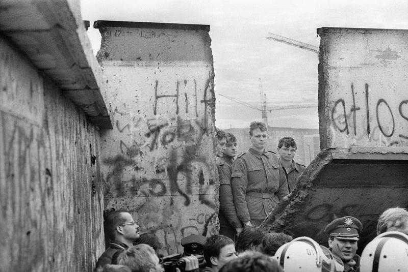 دیوار برلین چینش تصویر