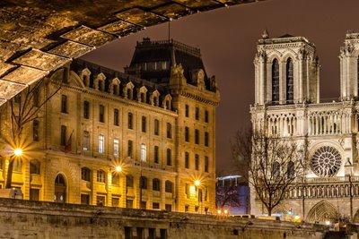 کلیسای جامع نتردام پاریس