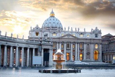 حقایقی از کلیسای سن پیتر واتیکان که نمیدانید
