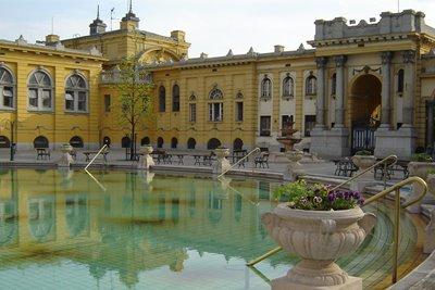 آب گرمهای بوداپست، یک تجربه تکرار نشدنی