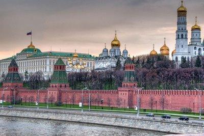 کاخ کرملین، مرکز قدرت سیاسی روسیه