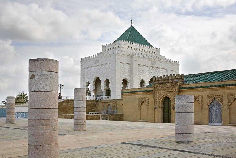 شهر رباط مراکش