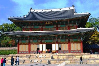 چانگ دیوک گونگ، دومین ویلای سلطنتی سئول