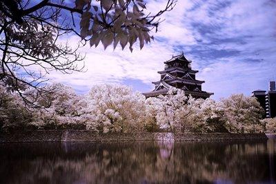 قلعه اوزاکا، نماد تاریخی فرماندهان شهر