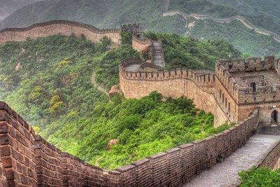 همه چیز درباره دیوار بزرگ چین