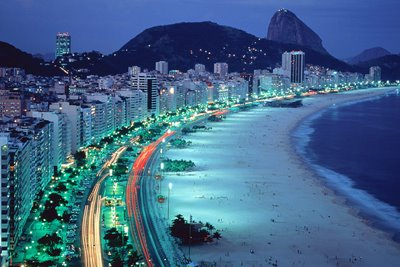 ساحل کوپاکابانا، گردشگاهی بینظیر در ریو