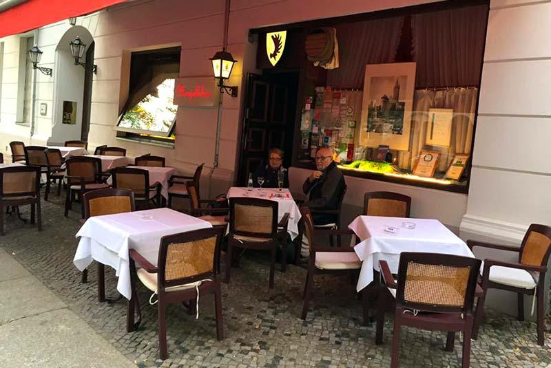 رستوران های برلین