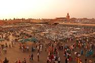 میدان جامع الفنا مراکش