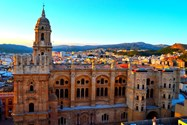 دیدنی های مالاگا اسپانیا
