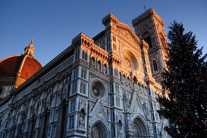 Cathedral of Santa Maria del Fiore and Piazza Duomo