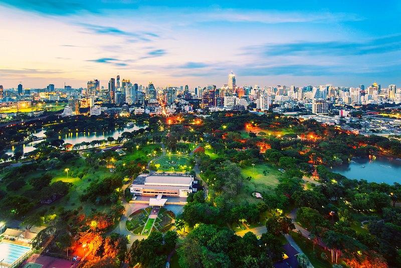 پارک لومفینی | Lumpini Park
