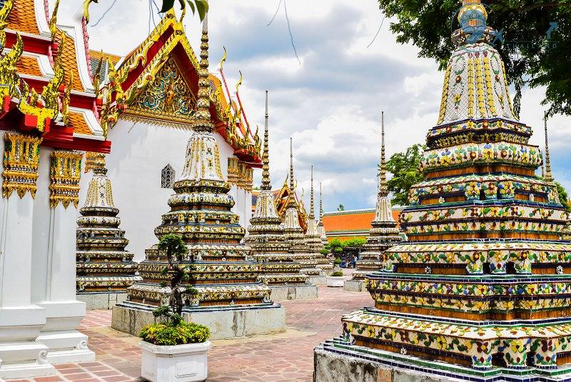 معبد بودای پنهان | Wat Pho