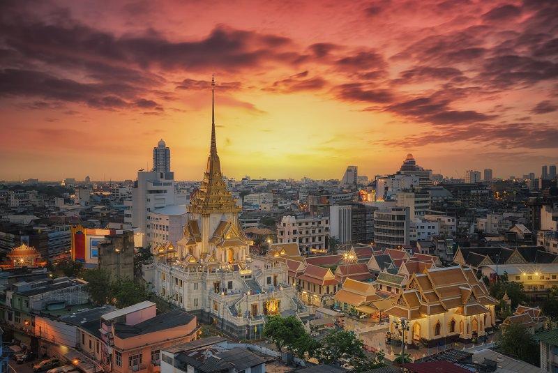 معبد بودای طلایی | Wat Traimit