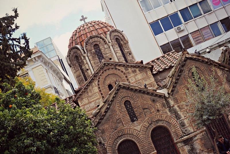 کلیسای حواریون مقدس یونان